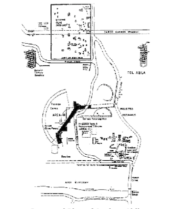 Proposed Plan of Ancient Abila