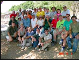 The Jerusalem Center for Biblical Studies 2002 Excavation Team.