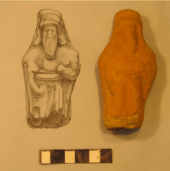 Fig. 4. Persian period figurine.